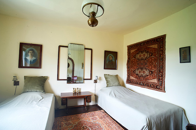 Dolina House bedroom
